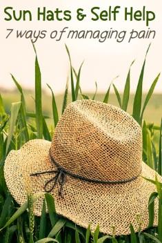 sun hats pin
